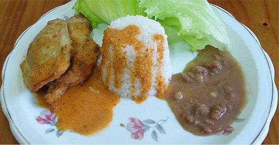 arroz-com-molho-de-pimenta